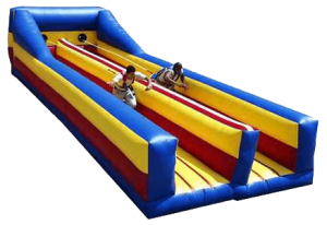 Inflatable Bungee Run rental for Cleveland parties