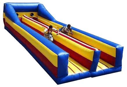 bungee run inflatable, after prom inflatable rentals ohio, parma oh