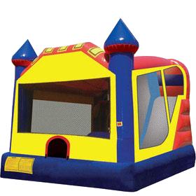Castle-style bounce combo