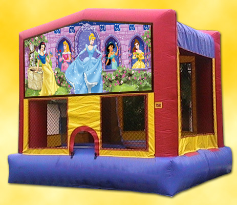cleveland disney inflatable rentals, cleveland ohio bouncers