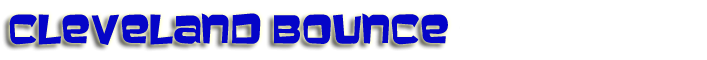 Cleveland Bounce, a division of Ohio Mobile Gaming Logo